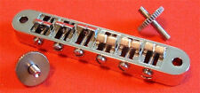 Guitar Hardware - Tune-o-matic BRIDGE Tuneomatic - CHROME