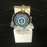 DONALD J TRUMP CHRISTMAS ORNAMENT Trump 2020 KEEP AMERICA GREAT 2020