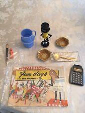New ListingPlanters Mr. Peanut Various item lot