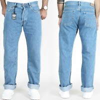 B-Ware | Pepe Herren Regular Straight Fit Stonewashed Jeans Hose | W31 L34