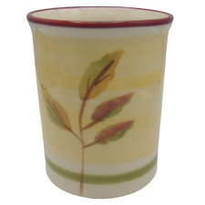 environ 510.28 g Nouveau Printemps-Rose Grand Rhubarbe /& Pear 18 oz Jar Candle-Wickford /& Co.