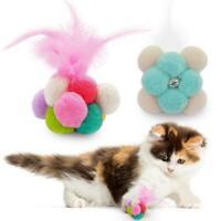 2PCS Funny Cat Toy Pet Kitten Interactive Feature Pet Product Cat Catnip To Best