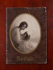 KODAK PATHE 1909 PRODUCT CATALOG/cks/214991