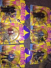 CONEHEADS Action Figures Complete Set Of 6 By Playmates.1993 New In Pack .