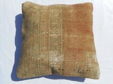 "Unique  Rug Pillow Cover 16x16"" Case from Rug Hidden Zipper Amazing Work"