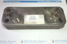 BAXI DUO TEC 2 PLATINUM COMBI 24 28 33 40 GA 14 PLATE HEAT EXCHANGER 720790001