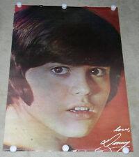 1971 Donny Osmond Gemini Rising Poster #202 /Vintage