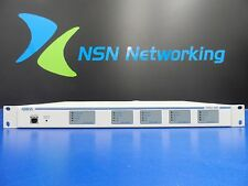 Adtran T3SU 300 1202217L2 T3 w/ 1x DSX-1 1200284L1 Module AC Multiplexer 3-Slot