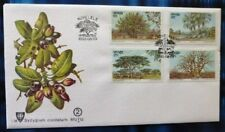 1983 South Africa-Venda Stamp FDC 'Nature-Trees' No S-210.