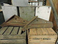 Antique Pair of Leroy Plow Co. Blades/Shares, #110-210