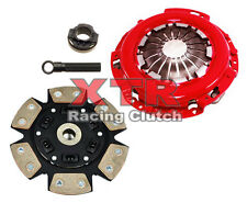 XTR RACING STAGE 3 CERAMIC MIBA CLUTCH KIT 1991-1999 SATURN SC SL SW SERIES 1.9L