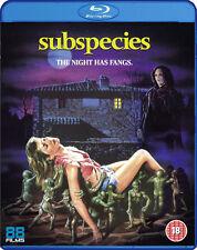 Subspecies (Blu-ray)