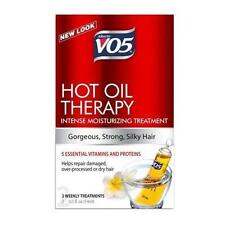 Alberto VO5 Moisturizing Hot Oil Treatment, 0.5 Ounce, 2-Count Tubes