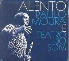 Paulo Moura, Paulo Moura & Teatro Do Som - Alento [New CD] Brazil - Import
