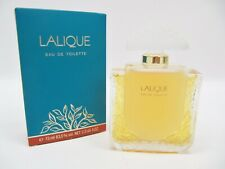 NIB Lalique by Lalique Eau De Toilette 75ML 2.5 oz