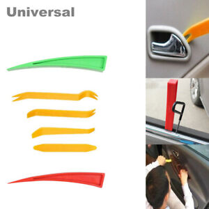 6PCS Auto Car Door Window Enlarger Wedge Dent Repair Panel Paint Tool Universal