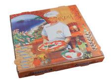 100 Pizzakartons Pizza Karton Pizzabox to go 28 cm Pizzakarton Francia (912828)