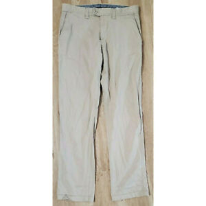 Brax Mens Pants Size 31 x 32 Evans Tan