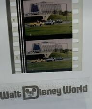 Walt Disney World 1970's Promo Authentic 5-Cell Strip Contemporary & Grand Prix