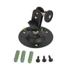 CCTV Security Outdoor Home Camera Wall Mount Bracket Ceiling Stand Black