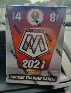 NEW 2021 Panini UEFA EURO Mosaic BLASTER BOX