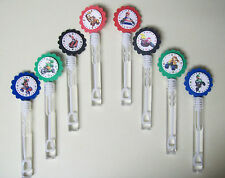 8 MARIO KART Wii Bubble Wands, Birthday, Party Favors