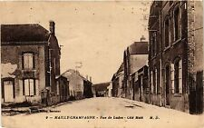CPA Mailly-Champagne - Rue de Ludes (364566)