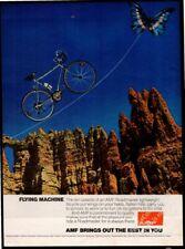 AMF Roadmaster Lightweight  Bicycle - 1974 Vintage Print Ad