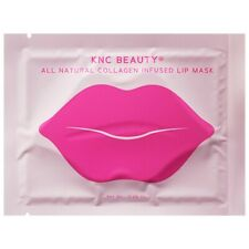 KNC Beauty All Natural Collagen Infused Lip Mask Set of 5 NEW!