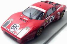 Ferrari 365 Gt4Bb Nart #86 24H Le Mans 1978 Migault Tecnomodel 1:18 TM18-36D Mod
