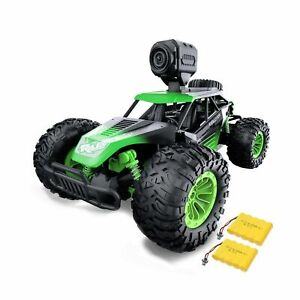 Gizmovine Remote Control Car with Camera, High Speed Racing Off-Road RC Cars ...