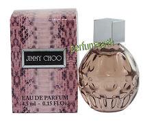 JIMMY CHOO 0.15 OZ EDP SPLASH MINI FOR WOMEN BY JIMMY CHOO NEW IN A BOX