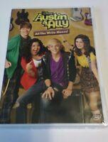 Austin & Ally: All the Write Moves! DVD, 2013 DISNEY Brand New Sealed