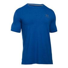 Vêtements et accessoires de fitness bleus coton taille M