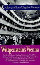 Wittgenstein's Vienna by Stephen Toulmin and Allan Janik (1996, Paperback)