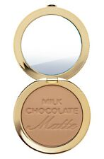 Too Faced Long Wear Chocolate Soleil Matte Bronzer -NEW IN BOX Authentic US Sell