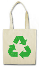 RECYCLE II HIPSTER BAG - Stofftasche Stoffbeutel - The Big TBBT Bang Nerd Theory