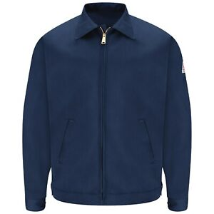 Bulwark Flame Resistant Clothes Excel FR Zip In / Zip Out Jacket Work Uniform #A