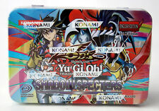 RARE YU GI OH TCG SHADOW SPECTERS BOOSTER PACK TIN BOX NEW SEALED UNOFFICIAL?