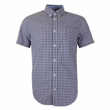 Lacoste Blue Casual Shirts & Tops for Men