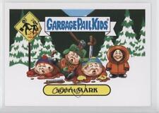 2016 Topps Garbage Pail Kids Prime Slime Trashy TV #2a South Mark Card 0c4