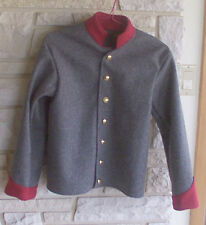 Boys Confederate Artillery Shell Jacket, Civil War, New