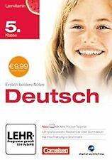 Lernvitamin - Deutsch 5. Klasse für Realschule und G...   Software   Zustand gut