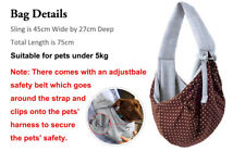 Small sling for a dog or puppy. Great Condition TopDirect