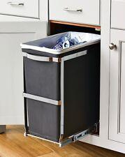 Simplehuman, tiroir Bin, 30 litres, acier poli (cw1124)