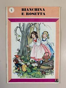 Bianchina e Rosetta di Adele Cremonini Cuccioletti 8 Ed. AMZ 1971
