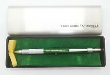 Vintage Faber Castell TK-Matic Automatic Feed 0,5MM Mechanical Pencil Brand new