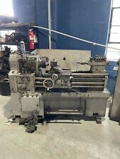 Cadillac Model 1428g Gap Bed Precision Lathe 14 X 28 With Some Tooling