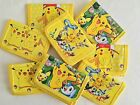 POKEMON PIKACHU WALLET COIN PURSE BIRTHDAY PARTY WALLETS LOLLY LOOTBAG SUPPLIES
