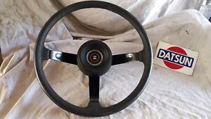 Datsun 11.76- 78 280z OEM Steering Wheel----
